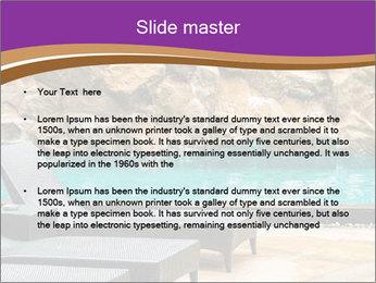 Exterior Texture PowerPoint Template - Slide 2