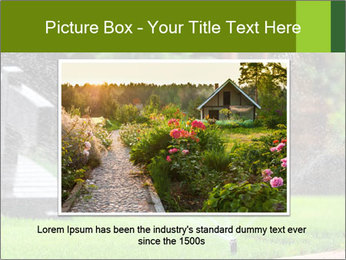 Yard Water System PowerPoint Template - Slide 15