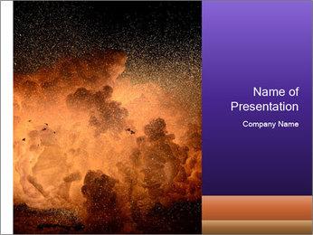 Reactive Burst Modèles des présentations  PowerPoint