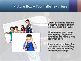 Young Videogamer PowerPoint Template - Slide 20