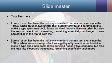 Young Videogamer PowerPoint Template - Slide 2