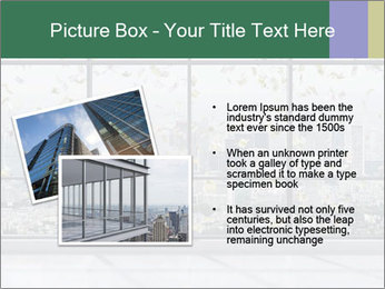 Flying Dollars PowerPoint Template - Slide 20