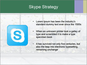 Flying Dollars PowerPoint Template - Slide 8
