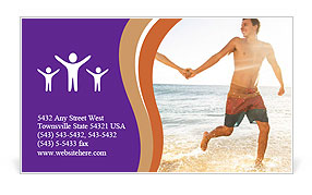 0000089550 Business Card Template