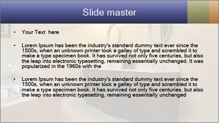 Luxury Bathroom PowerPoint Template - Slide 2