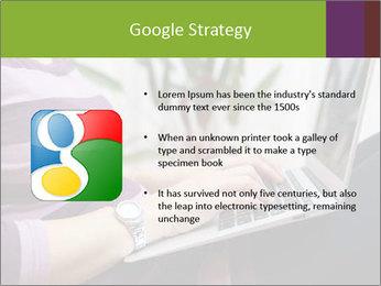 Woman Freelancer PowerPoint Template - Slide 10
