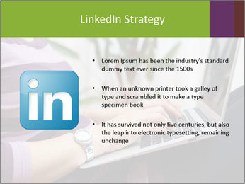 Woman Freelancer PowerPoint Template - Slide 12