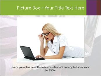 Woman Freelancer PowerPoint Template - Slide 16