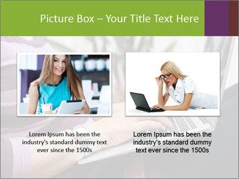 Woman Freelancer PowerPoint Template - Slide 18