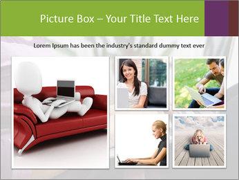 Woman Freelancer PowerPoint Template - Slide 19