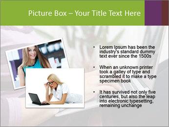 Woman Freelancer PowerPoint Template - Slide 20