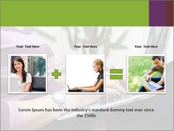 Woman Freelancer PowerPoint Template - Slide 22