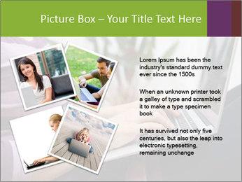 Woman Freelancer PowerPoint Template - Slide 23