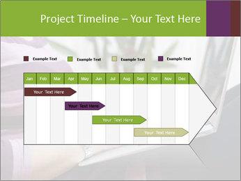 Woman Freelancer PowerPoint Template - Slide 25