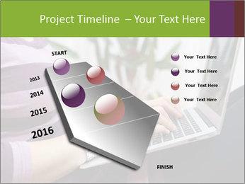 Woman Freelancer PowerPoint Template - Slide 26