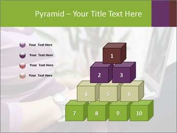 Woman Freelancer PowerPoint Template - Slide 31