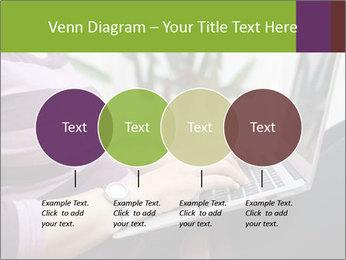 Woman Freelancer PowerPoint Template - Slide 32