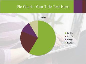 Woman Freelancer PowerPoint Template - Slide 36