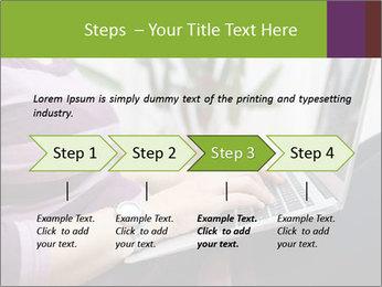 Woman Freelancer PowerPoint Template - Slide 4