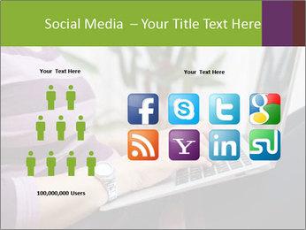Woman Freelancer PowerPoint Template - Slide 5