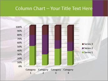 Woman Freelancer PowerPoint Template - Slide 50