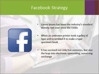 Woman Freelancer PowerPoint Template - Slide 6