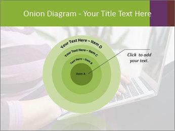 Woman Freelancer PowerPoint Template - Slide 61