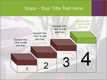 Woman Freelancer PowerPoint Template - Slide 64