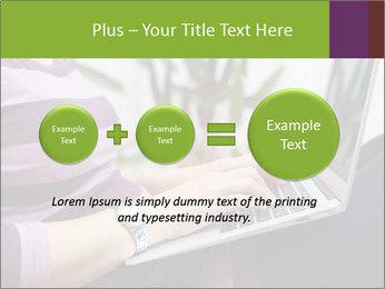 Woman Freelancer PowerPoint Template - Slide 75