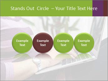 Woman Freelancer PowerPoint Template - Slide 76