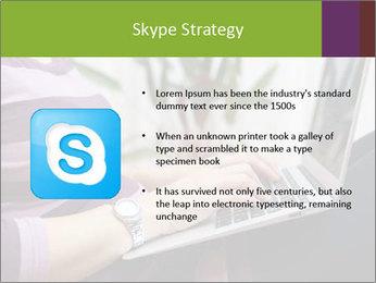 Woman Freelancer PowerPoint Template - Slide 8