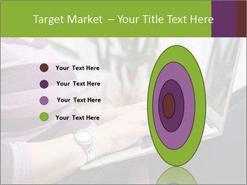 Woman Freelancer PowerPoint Template - Slide 84