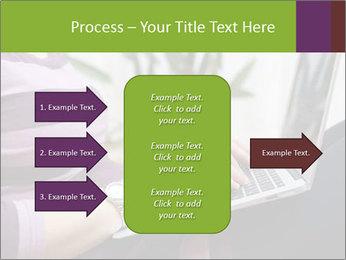 Woman Freelancer PowerPoint Template - Slide 85