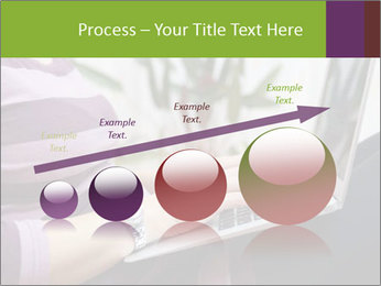 Woman Freelancer PowerPoint Template - Slide 87