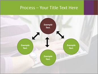 Woman Freelancer PowerPoint Template - Slide 91