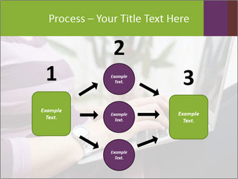 Woman Freelancer PowerPoint Template - Slide 92