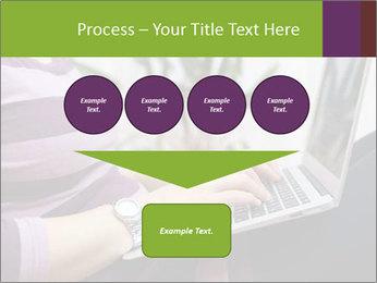 Woman Freelancer PowerPoint Template - Slide 93