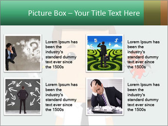 Business And Morality PowerPoint Template - Slide 14