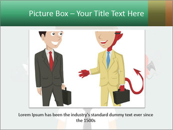 Business And Morality PowerPoint Template - Slide 15
