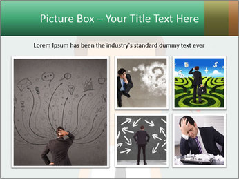 Business And Morality PowerPoint Template - Slide 19