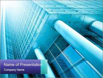 Enterprise Concept PowerPoint Template - Slide 1