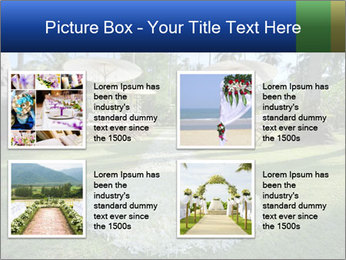 Wedding Ceremony Design PowerPoint Template - Slide 14