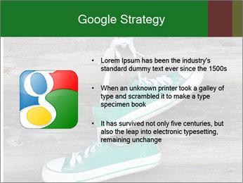 Green Converse PowerPoint Template - Slide 10