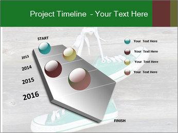 Green Converse PowerPoint Template - Slide 26