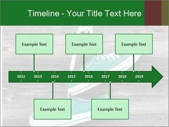 Green Converse PowerPoint Template - Slide 28