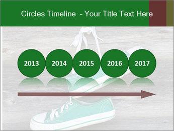 Green Converse PowerPoint Template - Slide 29