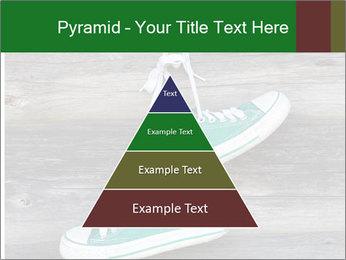 Green Converse PowerPoint Template - Slide 30