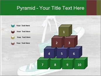 Green Converse PowerPoint Template - Slide 31