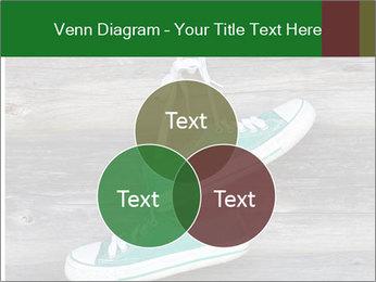 Green Converse PowerPoint Template - Slide 33