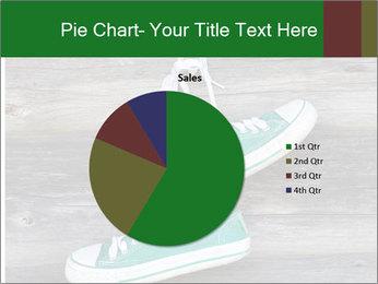 Green Converse PowerPoint Template - Slide 36